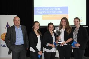 Elzendaalcollege wint prijs beste ondernemingsplan