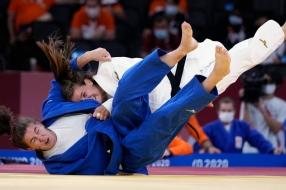 Gemengde judoploeg verliest in strijd om brons van Duitsland