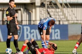 Helmond Sport beslist derby tegen FC Eindhoven in blessuretijd
