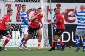Helmond Sport in slotfase onderuit tegen De Graafschap