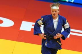 Judobond wijst Sanne van Dijke en Guusje Steenhuis aan voor Spelen