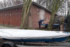's-Hertogenbosch, Waalwijk, Tilburg, Grave, Eindhoven - Uitzending Bureau Brabant maandag 17 decembe