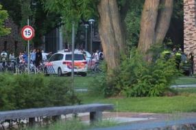 Vechtpartij in asielzoekerscentrum Grave: één gewonde, drie arrestaties