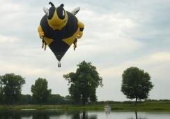 Foto's van Ballonfestival Grave