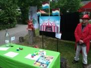Stichting MuziekEvent op open dag Bronlaak